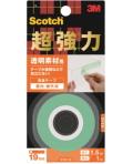 3M 超強力両面テープ 透明素材用 (KTD−19) 19×1.5m