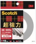 3M 超強力両面テープ 金属用・一般材料用 (SKD−19) 19×4m ケース10巻入り
