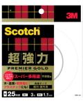 3M プレミアゴールド スーパー多用途 (SPS−25) 25mm×3m ケース10巻入り