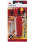3M 反射テープ スタンダード 赤 (R25 RED) 25×1m 小箱10本入り