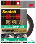 3M(スリーエム)自動車ダッシュボード用両面テープ SCD-15 15mm×3m