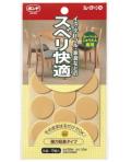 コニシ スムーズテープ丸 薄茶 小箱10個入り(お取り寄せ品)