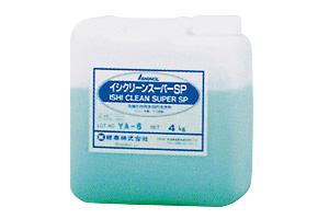 イシクリーン スーパーSP(石材・大理石の中性洗浄剤)4kg