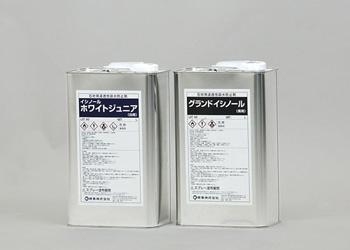 浸透性吸水防止剤(墓石用イシノール)ホワイトジュニア・グランドイシノール