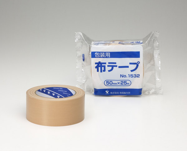 包装用布テープ_クリーム色(No,1532)