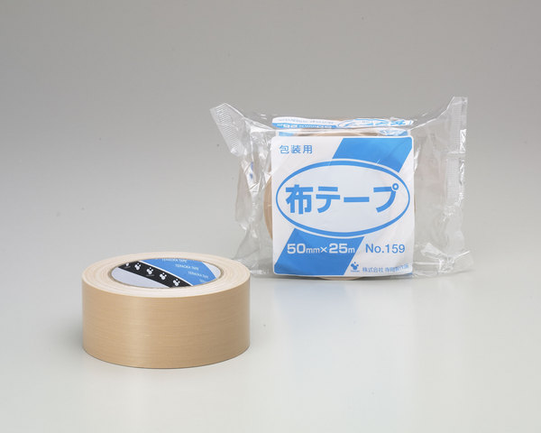 包装用布テープ_クリーム色(No,159)