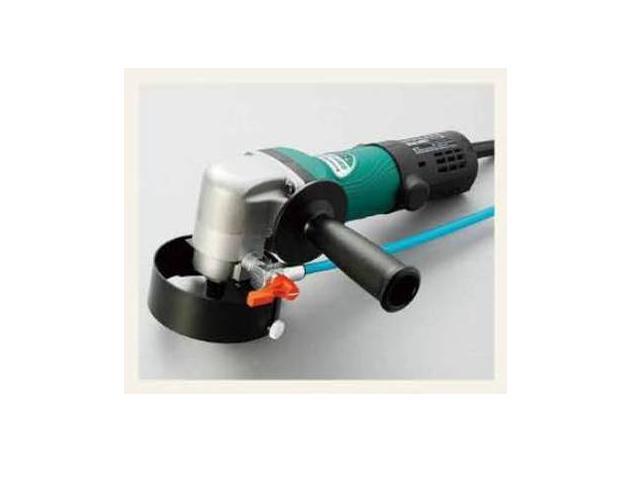三和研磨_石材研磨用注水式ポリッシャー(きらら電動タイプ4)2400回転/毎分