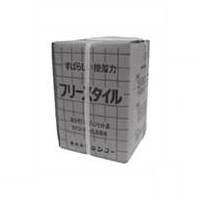 シンコー_フリースタイル(グレー_22Kgセット)セメント系接着剤(エマルジョン付)