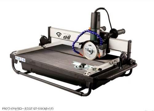 電動切断機_PROワイドセラロータスGT GT-510 (Aタイプ) (切幅510mm_切厚20mm)