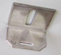 Bアングル(SUS304)1次式石材施工用乾式金物