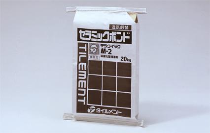 TILEMENT_タイルメント_(テラクイックM-2_20kgセメント袋入り)1袋