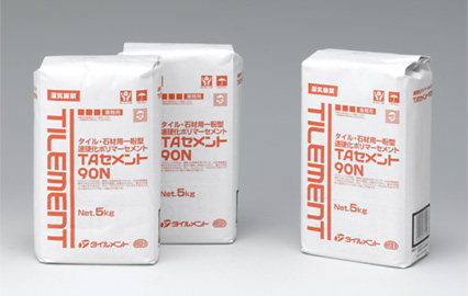 TILEMENT_タイルメント_(TAセメント90N_5kgセメント袋入り)4袋/1セット