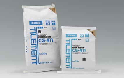 TILEMENT_タイルメント_(CG-411_10kgセメント袋入り)1袋