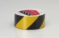 安全標示反射テープ_黄色と黒のトラ柄色(No,621T)