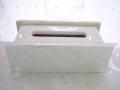 天然大理石 ティッシュボックス2007 (クレママーフィル)
