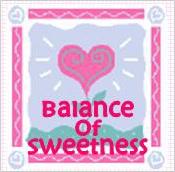 Balance of Sweetness 100g 14001