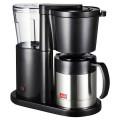 【送料無料】メリタ コーヒーメーカー ノイエ (ブラック) MKM-535/B 2〜5杯用