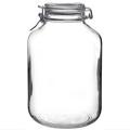ボルミオリロッコ ガラス フィド ジャー 5.0L