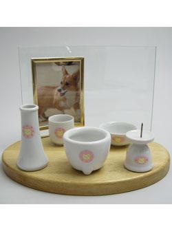 可愛かったペットのご供養に。ペット仏壇の通信販売