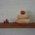 木製カガミモチ