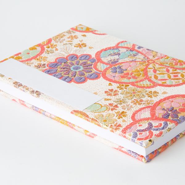 【御朱印帳】蛇腹/七色梅/