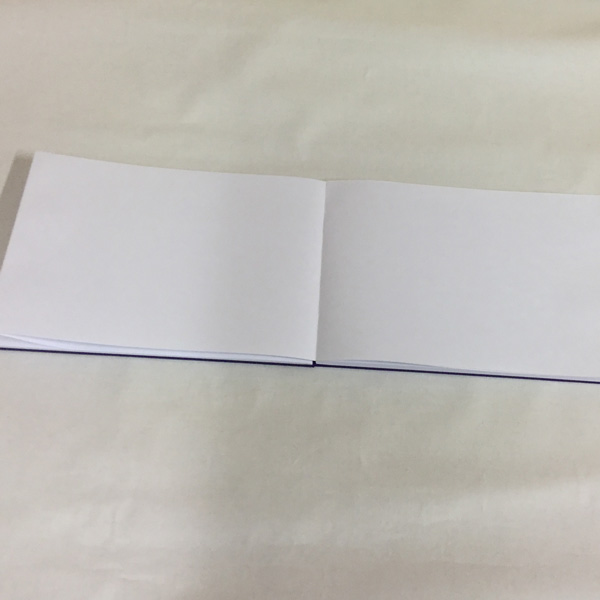 【見開き御朱印帳】京都西陣ギガフーン/風神雷神キナリ