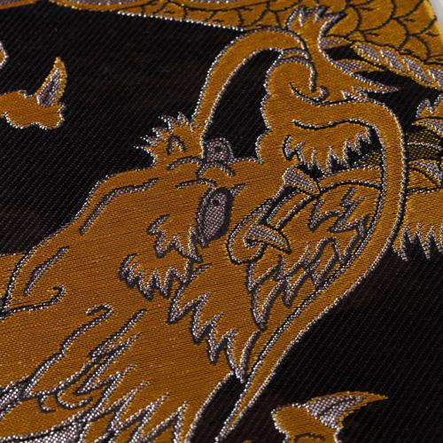 【高級国産金襴/金】130P 龍神八郎太郎 御朱印帳
