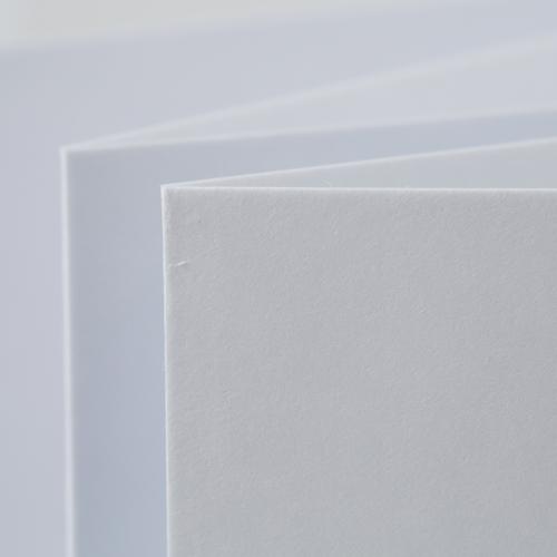【ビニールカバー付き御朱印帳】サムシングブルー/西陣金襴/大判12x18cm/蛇腹式