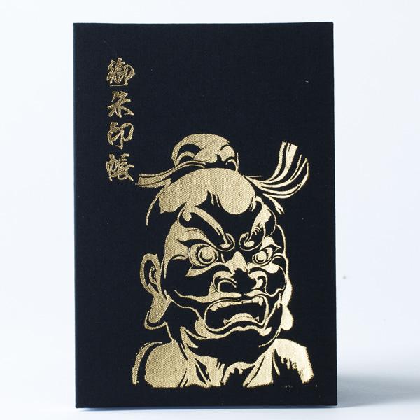 【御朱印帳】仁王阿形/蛇腹大判 standard Ver.