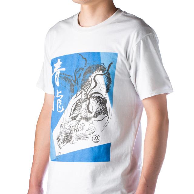 Tシャツ 青龍 四神