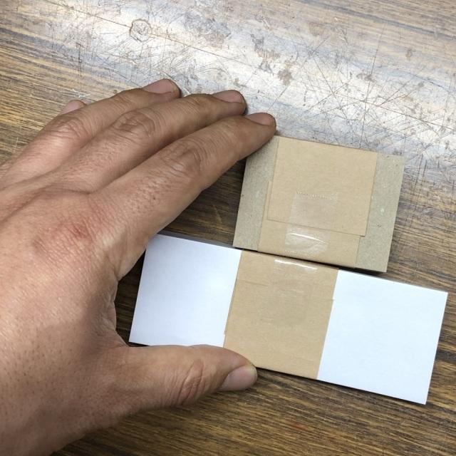 【おうちでDIY】バルクキット ミニ見開き用(お豆サイズ)