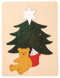 2重パズル・クリスマスツリー