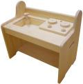 木遊舎 キッチンテーブル・組立式