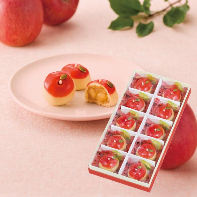 紅りんご10個入イメージ