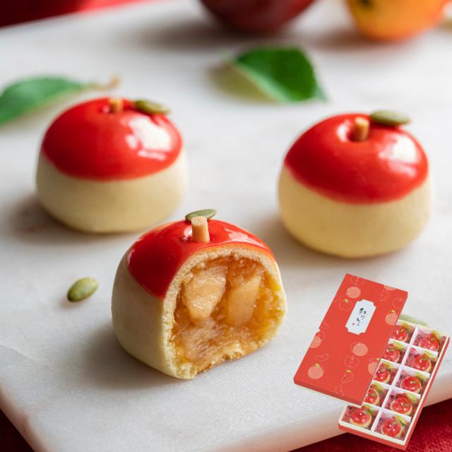 紅りんご10p