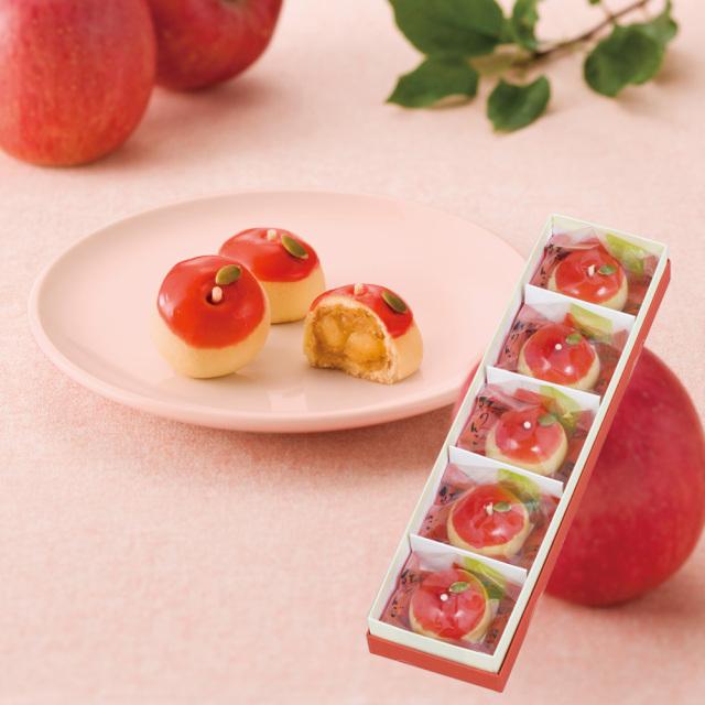 紅りんご5入イメージ