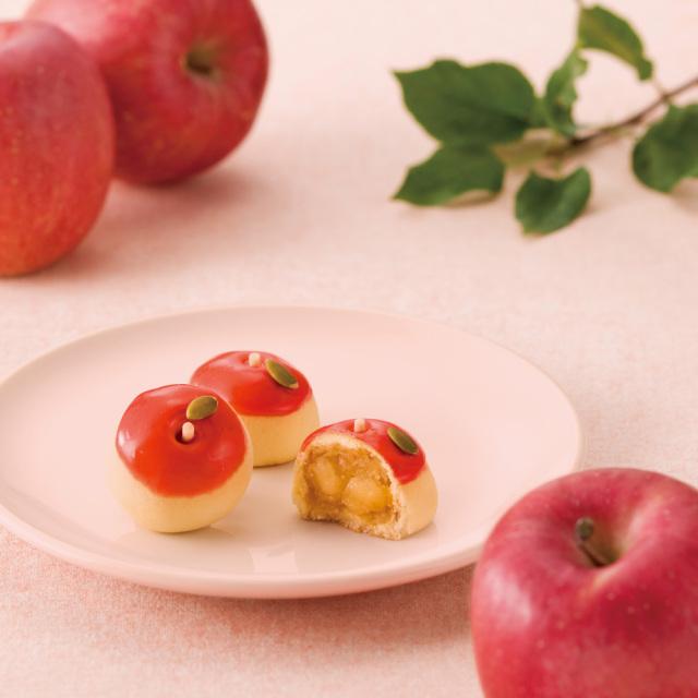 紅りんごイメージり1