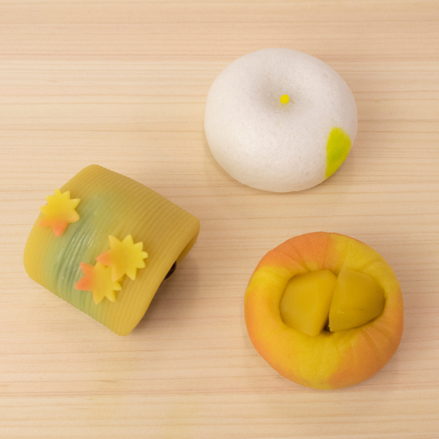 季節の上生菓子(10月)6個入
