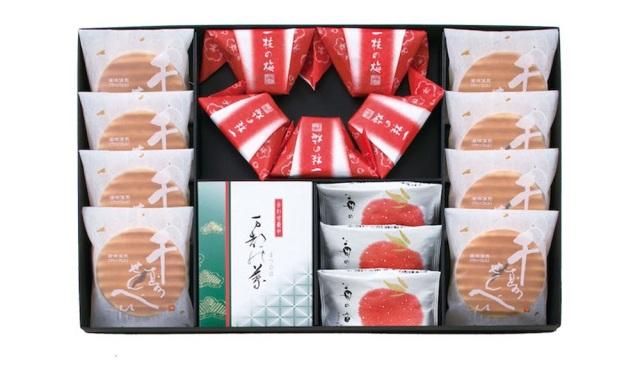 京菓子銘菓詰合せ
