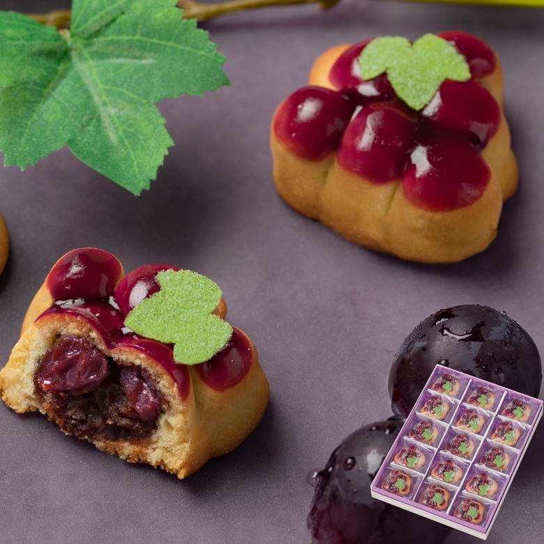 摘み果 葡萄