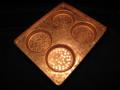 家庭用サイズ銅板今川焼き器78mm4穴