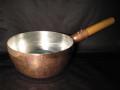 業務用銅製手打ち鍋21cm