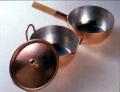 業務用銅製手打ち鍋24cm
