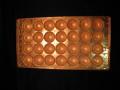 直径38mm28個穴の銅板たこ焼き器(1.5mm)