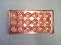 直径48mm18個穴の銅板たこ焼き器(1.5mm)