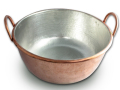 業務用36cm手打ち銅鍋(1尺2寸)
