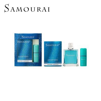 サムライ SAMOURAI コフレセット 19S EDT100ml + デオスティック14g 送料無料