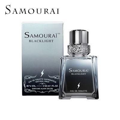 アランドロン ALAIN DELON 香水 サムライ ブラックライト オードトワレ スプレー EDT SP 30ml