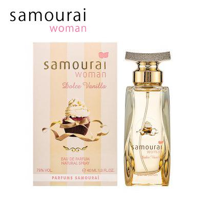 サムライウーマン ドルチェバニラ EDP SP 40ml レディース 香水