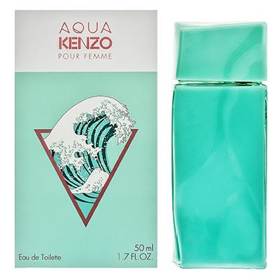 ケンゾー KENZO アクア ケンゾー WOMAN オーデトワレ EDT SP 50ml 香水 フレグランス